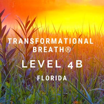 Transformational Breath® Level 4B – Florida