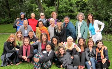 Relational Mindfulness, Power, and the Deep Feminine: Experiential Training and Practice Retreat for Women
