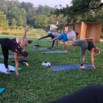 Yoga tour in sLOVEnia 2019