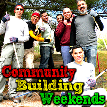 Spring Building Community Weekend