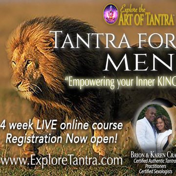 Tantra for Men Level 1: Empowering Your Inner King