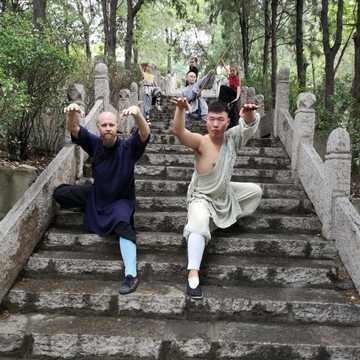 7 Days Kung Fu Experience &Tai Chi Retreat in Handan (Birthplace of Taichi),China