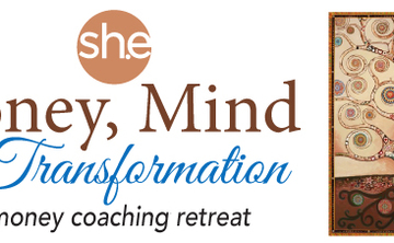 Money, Mind & Transformation: A money coaching retreat for women. Thirteen Moons Wellness in Norwood, ON