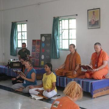India: Evolving through the Chakras Retreat