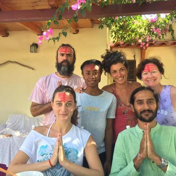 The SivaOm Cosmic Mind Yoga Retreat 2019 Patmos - Greece