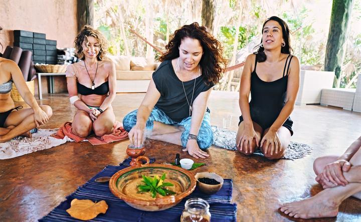 Tips on creating a global retreat business: Christina Thomas