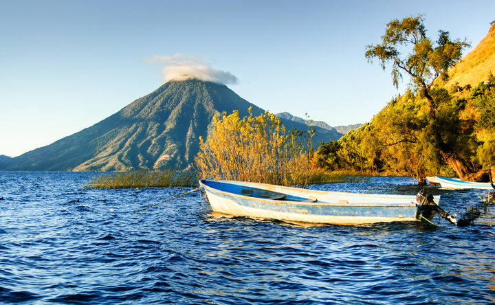Incorporating Mayan Fire Ceremony into healing retreats: Lake Villa Guatemala