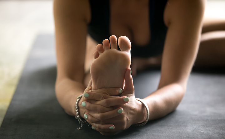 Two reasons to fall in love with yin yoga