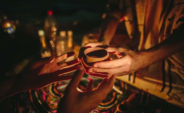 What happens in an Ayahuasca ceremony?