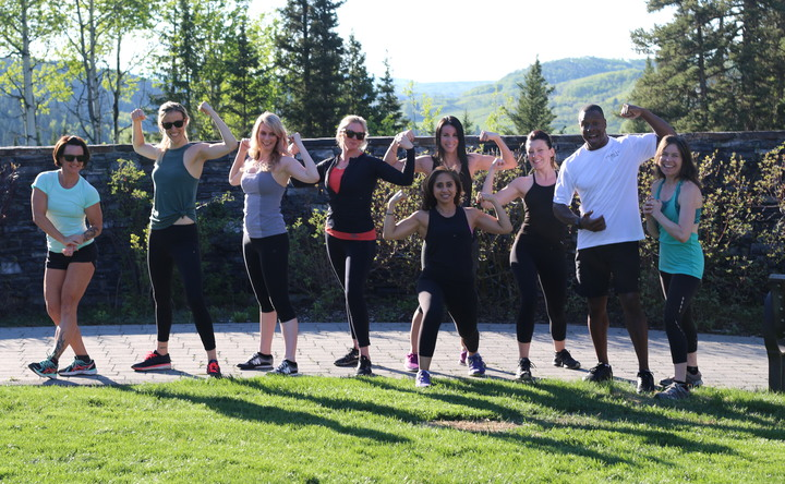 An inside look at a fitness retreat: Evolve Retreat Co.