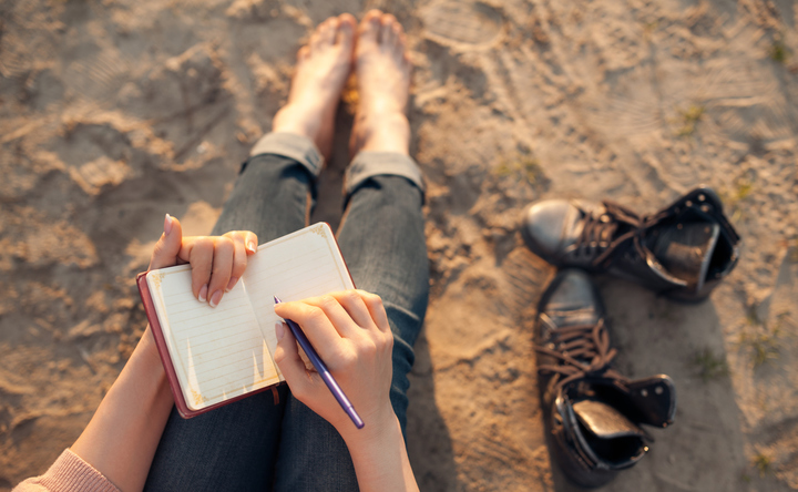 The creative spirituality of writing