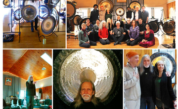 Gong Camp With Grand Gong Master Don Conreaux