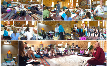 YEARLY Sound Healing Training Certification from Sage Academy Of Sound Energy