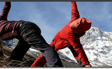 200 hrs Yoga Teachers certification course in the Himalayas, India
