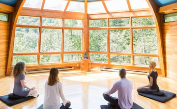Spring Fling Yoga Retreat in the Catskills