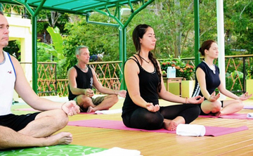 Ashtanga Vinyasa Flow Yoga Teacher Training inThailand