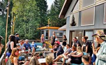 Host an Event & Custom Group Retreat