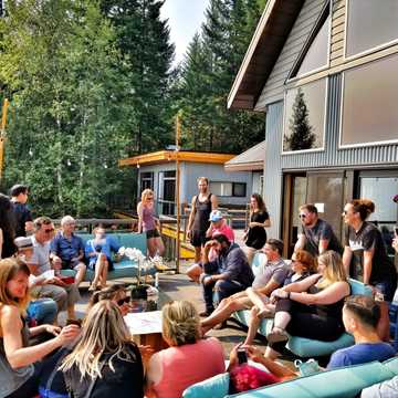 Host an Event & Custom Group Retreat