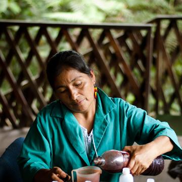3 day 2 Night Ayahuasca Ceremony  Apr. 26-28 With Teresa Shiki Shuar Medicine Woman