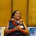 Teresa Shiki - Shuar tradicional Medicine woman from Puyo, Pastaza, Ecuador