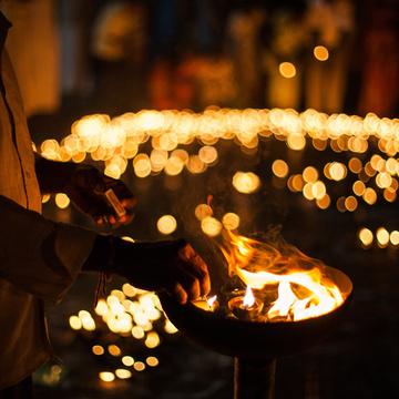 Boost Camp India, Diwali Edition: Mindfulness, Adventure & authentic India Travel (Kolkata, UNESCO Safari in Assam & Golden Triangle)