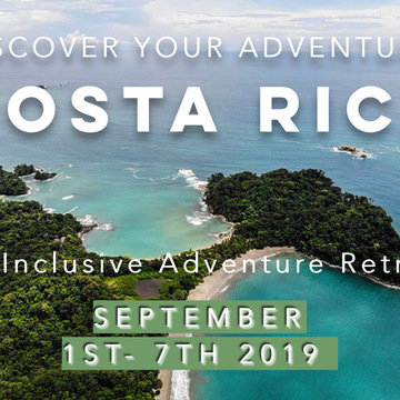Discover Your Adventure-Costa Rica