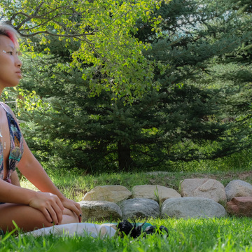 Meditation In Nature Retreat:  A 4 Night Silent Meditation & Earthing Experience
