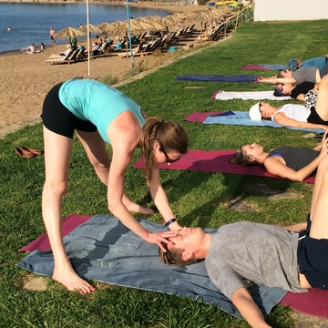 5* Luxury Yoga Retreat Crete Greece: 27 September - 4 October 2019