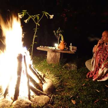 Traditional Amazonian Plant Dieta with Ayahuasca in Portugal