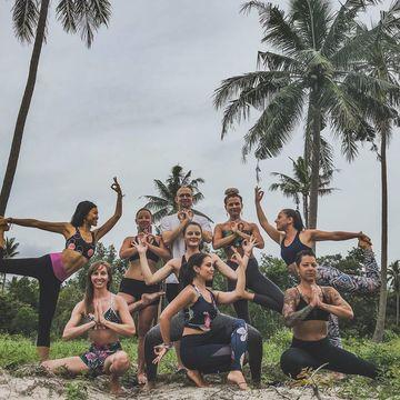 29 Day 200 Hour  Yoga Teacher Training Course  Hatha and Vinyasa