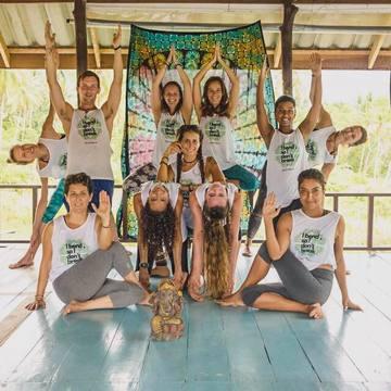 18 Day 200hr Yoga Teacher Training Course Hatha & Vinyasa