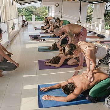 200 Hour Yoga and Meditation Teacher Training - May 2019 Dharamashala