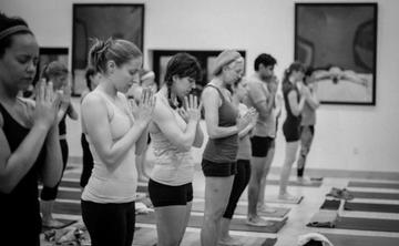 Yoga Trail Community Class Half Led Primary Series