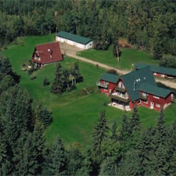 River Lodge Retreat