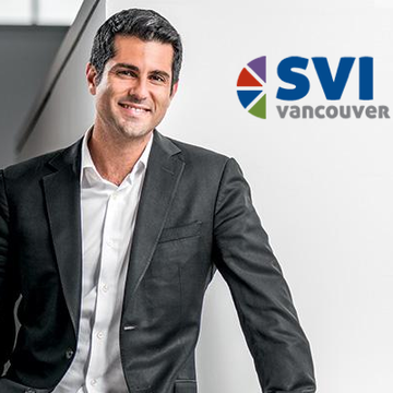 SVI Vancouver: True Confessions featuring Hamed Shahbazi