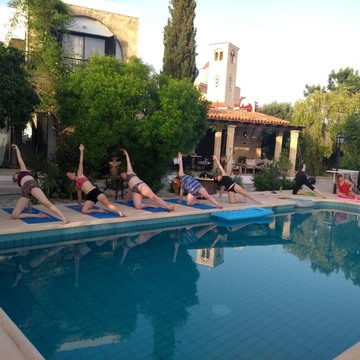 Yoga and Wim Hof Method Retreat
