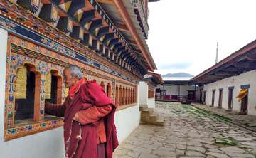Hith Yoga Retreat - Bhutan