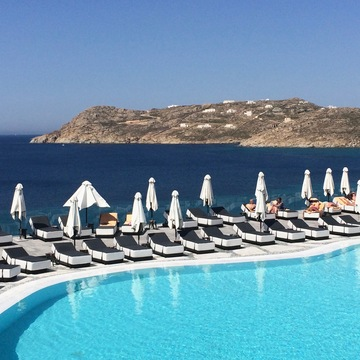 5* Luxury Yoga Retreat Mykonos Greece: 14-21 September 2019