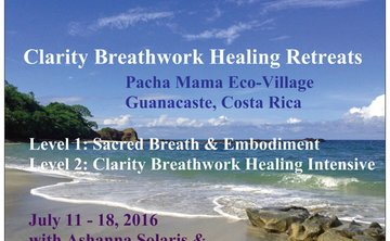 Clarity Breathwork Retreats in PachaMama EcoVillage Costa Rica