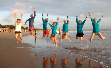 8 Days Yoga, Surf, and Wellness Retreat in Bali