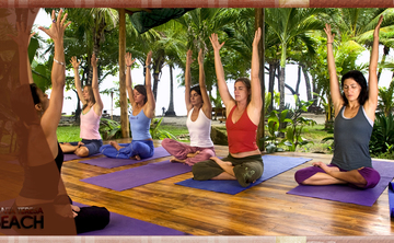 Open to the Possibilities: A Costa Rica Yoga Adventure with Tim Washburn