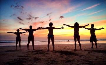 Fierce Grace: A New Years Yoga Retreat