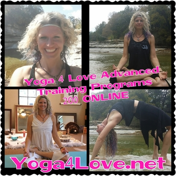 Yoga 4 Love Studio Cabin