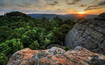3rd Annual Ozark Mountain Yoga Fall Retreat