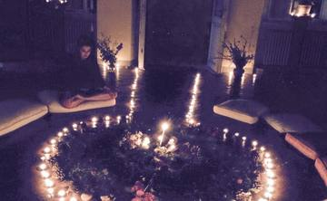 Siddha Kundalini Healing, Hatha Yoga and Reflective Writing Retreat in Tuscany