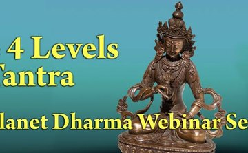 The Four Levels of Tantra: Webinar Series