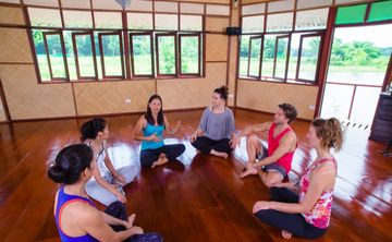FROM THE INSIDE OUT~ A YOGA, MEDITATION, & WELLNESS RETREAT
