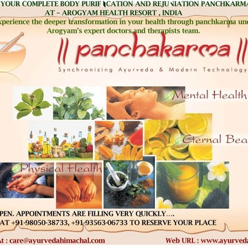 Arogyam Panchkarma Centre & Ayurvedic Hospital