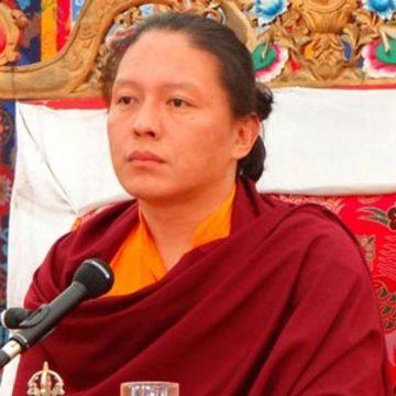 Dungsey Lhuntrul Dechen Gyurmey Rinpoche