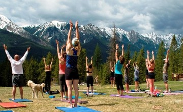 3 Days Unwind Weekend Yoga Retreat in Canada